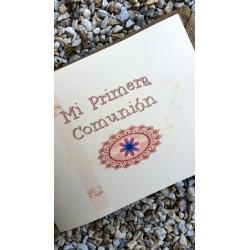 Libro de Comunión Inés
