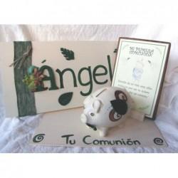 Comunión Ángel