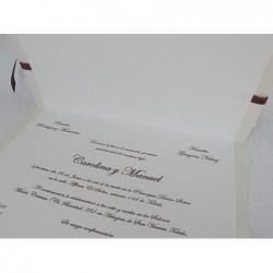 Invitación CM2606