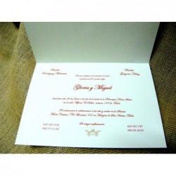 Invitación GL0530