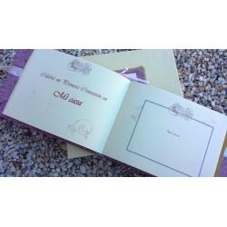 Libro de Comunión Emma