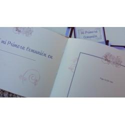 Libro de Comunión Victoria